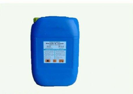 Hidróxido de Amonio (Agua Amoniacal)