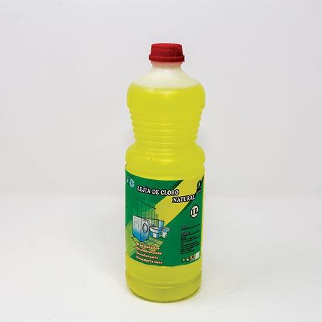 Lejía de cloro natural 1L