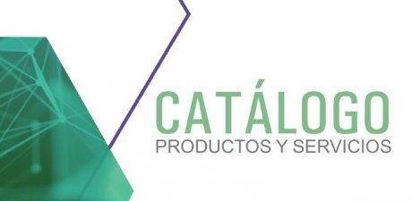 Catálogos de productos y servicios