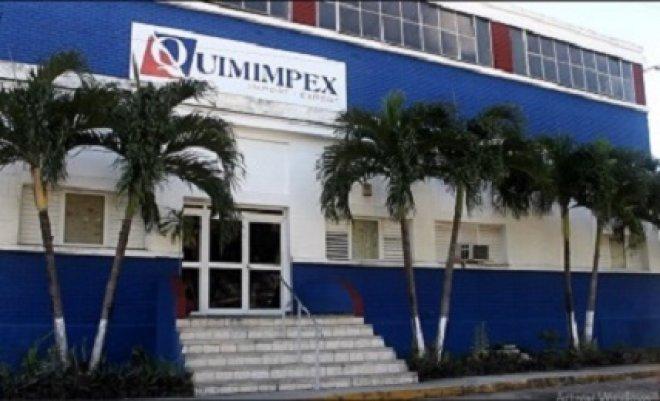 Empresa Importadora-Exportadora (QUIMIMPEX)