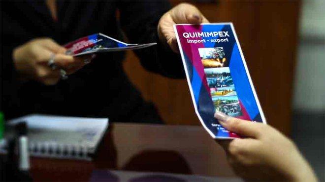 Empresa Importadora- Exportadora (QUIMIMPEX)