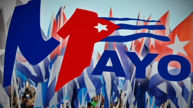 Tuitazo por el 1ro de Mayo
