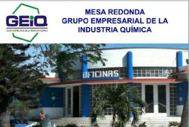Informe Mesa Redonda GEIQ