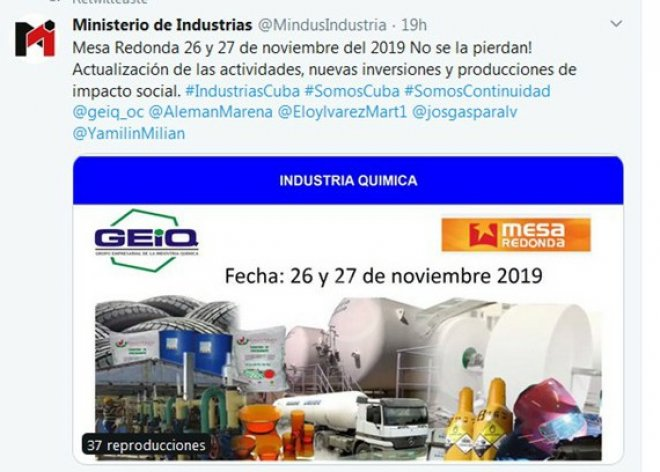 Mesa Redonda 26 y 27 de noviembre del 2019